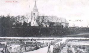 Kirke m. hammer